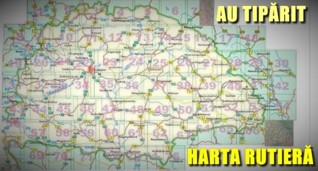 Ungurii Vand Hărți Rutiere Cu Ungaria Mare Traco Geto Daci